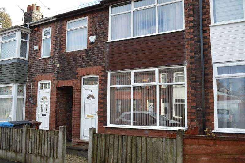 3 Bedrooms Terraced House for sale in Nixon Street, Manchester