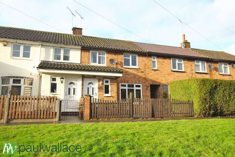 3 Bedrooms Terraced House for sale in Hoe Lane, Nazeing