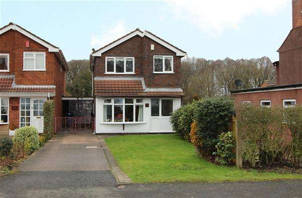 3 Bedrooms Detached House for sale in Long Lane, Great Wyrley