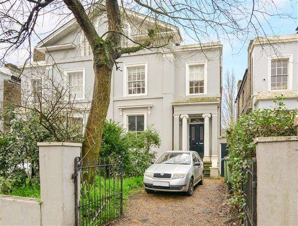 3 Bedrooms Apartment Flat for sale in Lee Terrace, London