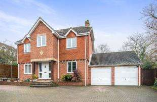 5 Bedrooms Detached House for sale in Sherbourne Drive, Strood, Rochester, Kent