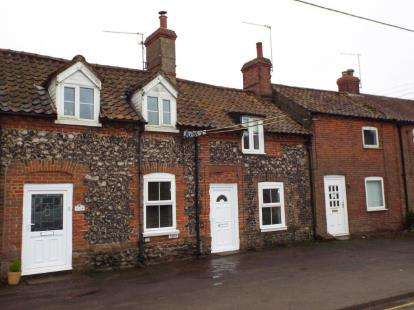 2 Bedrooms Terraced House for sale in Swaffham, King's Lynn, Norfolk