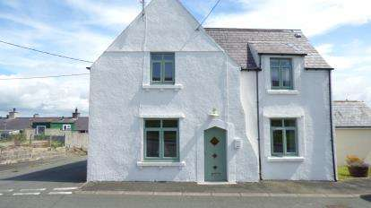 4 Bedrooms Detached House for sale in Aberffraw, Anglesey, Sir Ynys Mon, LL63