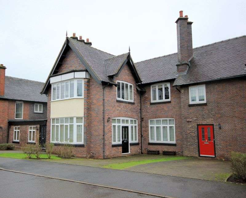 2 Bedrooms Flat for sale in Manor Farm Drive, Tittensor