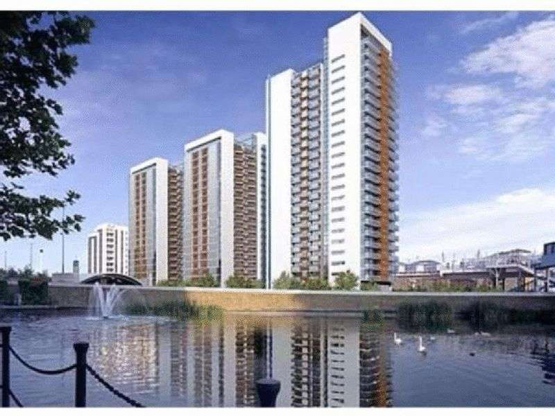 1 Bedroom Flat for sale in Proton Tower, Blackwall Way