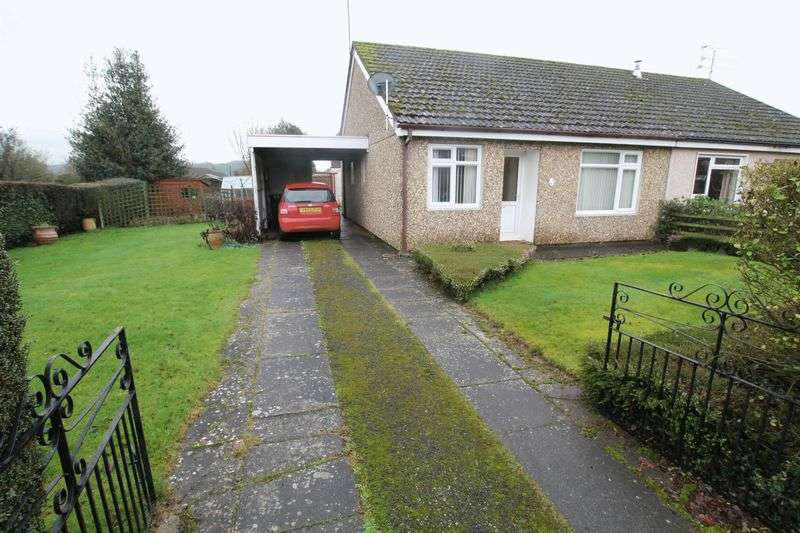 2 Bedrooms Semi Detached Bungalow for sale in WHITBOURNE