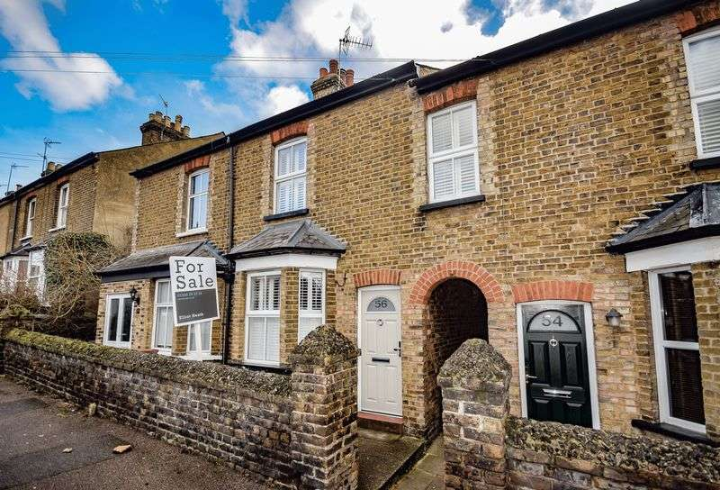 3 Bedrooms Terraced House for sale in Bowling Road, Ware