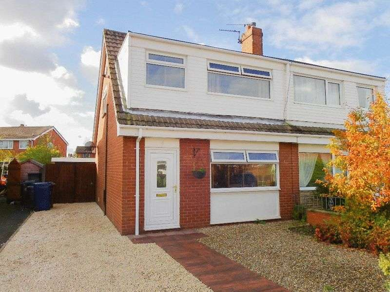 3 Bedrooms Semi Detached House for sale in Kirkhead, Much Hoole