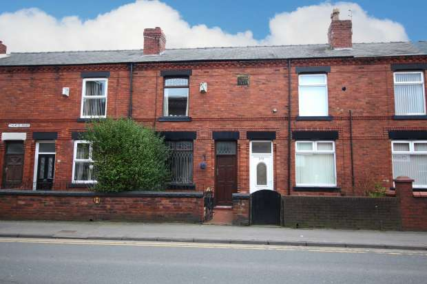 2 Bedrooms Terraced House for sale in Church Road, St Helens, Merseyside, WA11 0LT