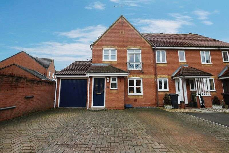 3 Bedrooms Terraced House for sale in TYBURN GLEN