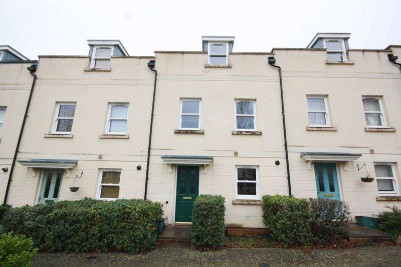 3 Bedrooms Terraced House for sale in Joyford Passage, Battledown Park