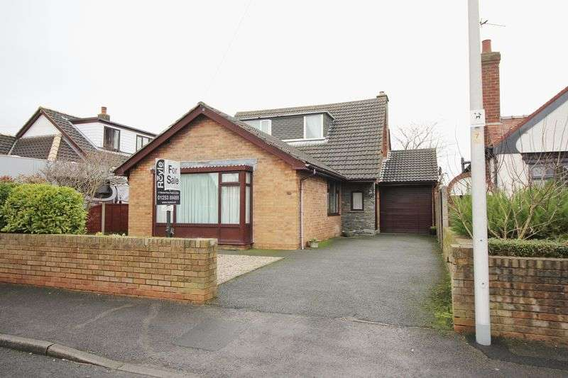 4 Bedrooms Bungalow for sale in 22 Meadow Crescent, Carleton, Lancs FY6 7QX