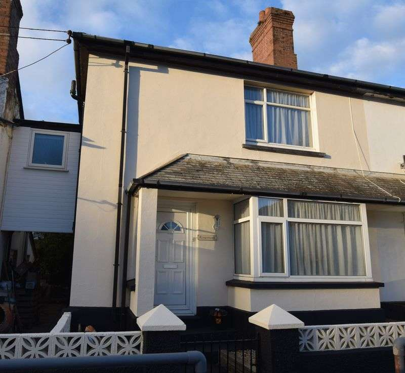 3 Bedrooms Terraced House for sale in Station Road, Lifton