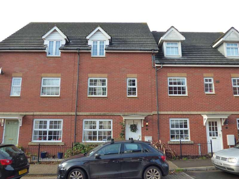 3 Bedrooms Terraced House for sale in Woolpitch Wood, Chepstow