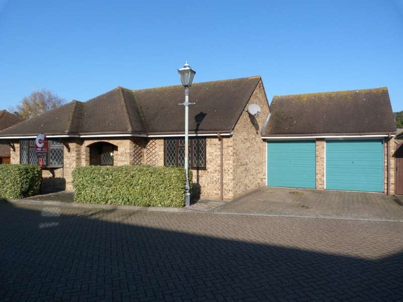 2 Bedrooms Detached Bungalow for sale in Offley Close, Cliftonville