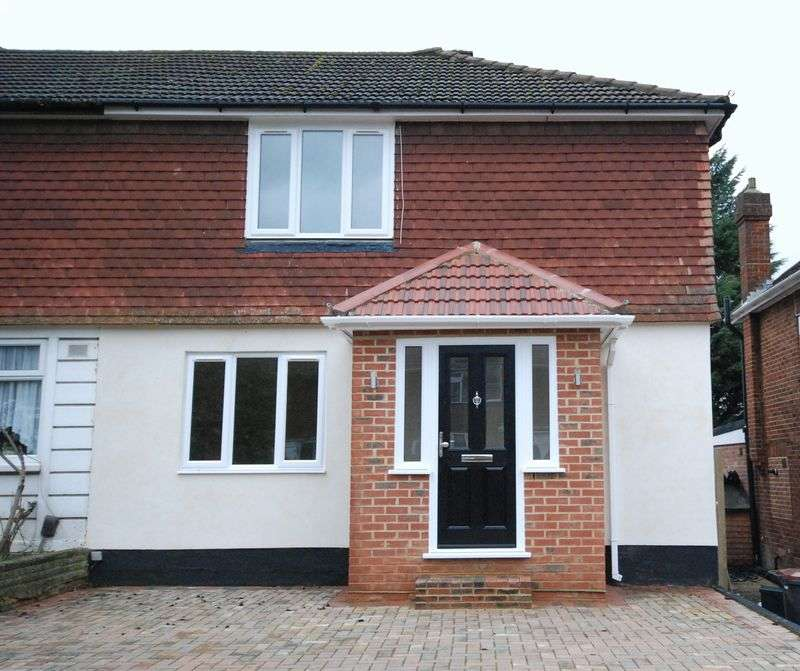 3 Bedrooms Semi Detached House for sale in Maxwell Gardens, Orpington