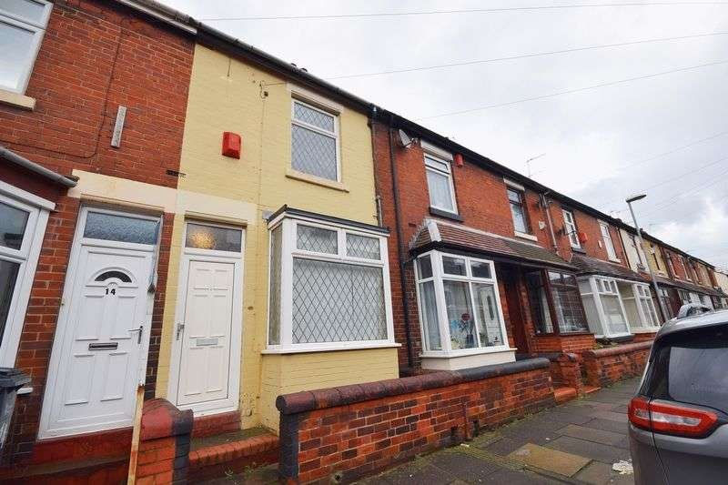 2 Bedrooms Terraced House for sale in Buxton Street, Sneyd Green
