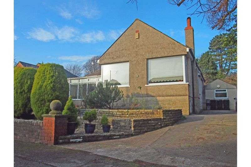 2 Bedrooms Detached Bungalow for sale in Rushley Drive, Hest Bank, Lancaster