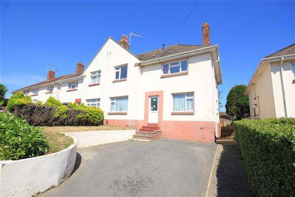 4 Bedrooms Semi Detached House for sale in Rossmore Road, Poole