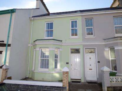 4 Bedrooms Terraced House for sale in Laira, Plymouth, Devon