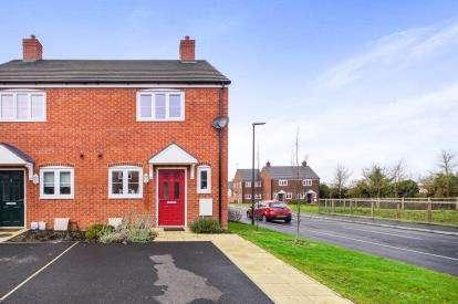 2 Bedrooms Semi Detached House for sale in Barton Field, Cambridge, Gloucester, Gloucestershire