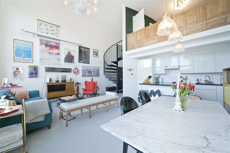 3 Bedrooms Flat for sale in Provost Street, Hoxton, N1