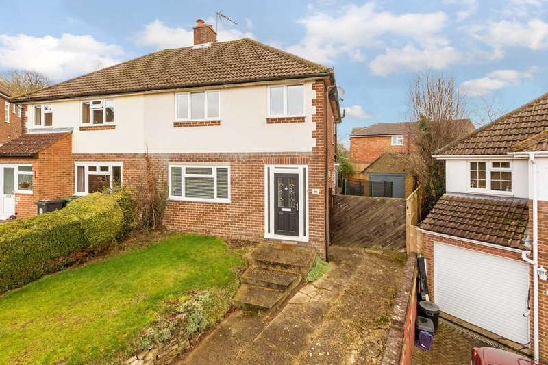 3 Bedrooms Semi Detached House for sale in Egerton Road, Berkhamsted