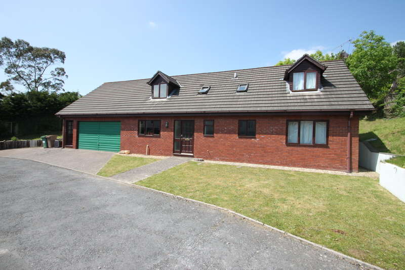 4 Bedrooms Detached Bungalow for sale in Tamerton Foliot, Plymouth