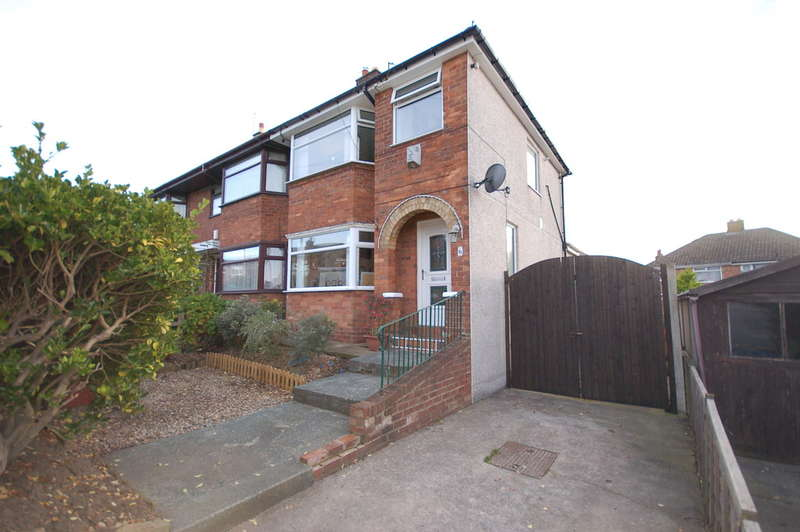 3 Bedrooms End Of Terrace House for sale in Bowfell Close, Blackpool