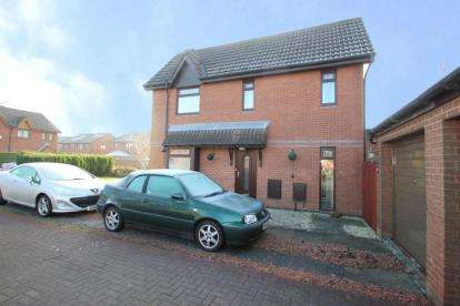 2 Bedrooms Semi Detached House for sale in Farmington Avenue, Glasgow, Lanarkshire