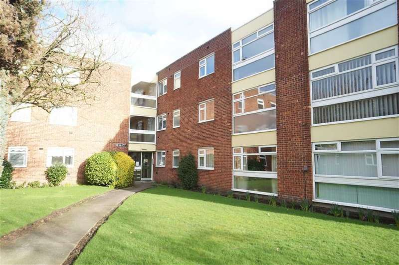 1 Bedroom Property for sale in Aylesby Court, Chorlton, Manchester, M21