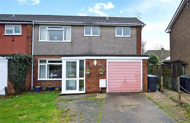 3 Bedrooms Property for sale in Rowley Mead, Thornwood