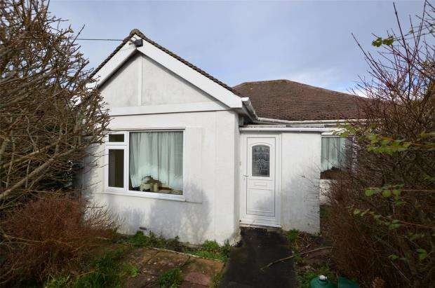 2 Bedrooms Detached Bungalow for sale in Old Woodlands Road, Plymouth, Devon