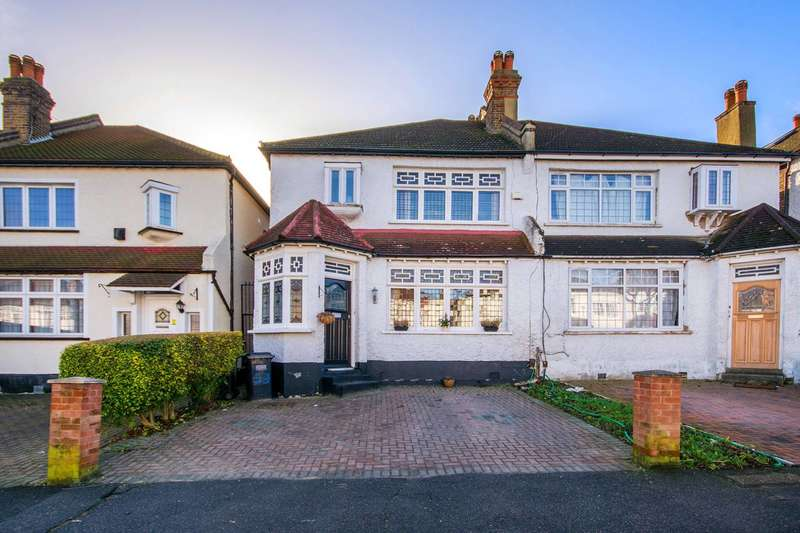 4 Bedrooms House for sale in Beatrice Avenue, Norbury, SW16