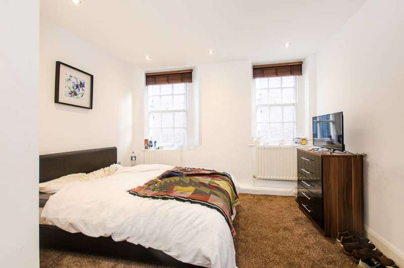2 Bedrooms Flat for sale in Page Street, Westminster, SW1P