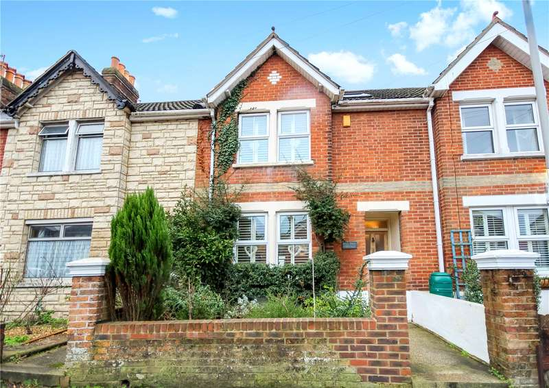 3 Bedrooms Terraced House for sale in Britannia Road, Lower Parkstone, Poole, Dorset, BH14