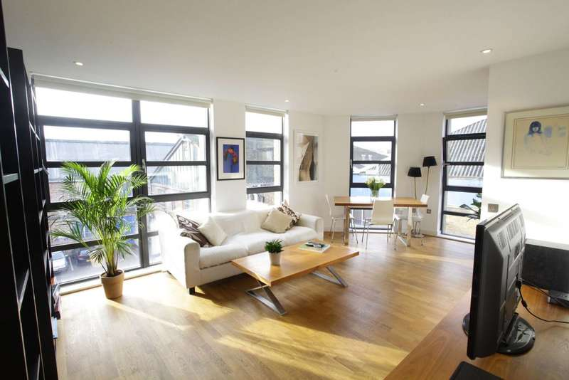2 Bedrooms Flat for sale in Silesia Buildings, Hackney, E8