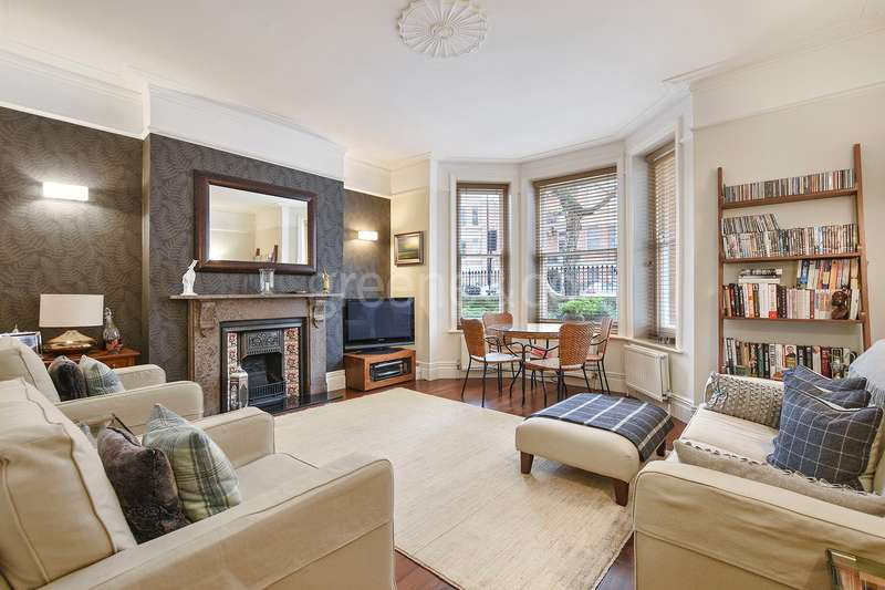 2 Bedrooms Flat for sale in Wymering Mansions, Wymering Road, London, W9