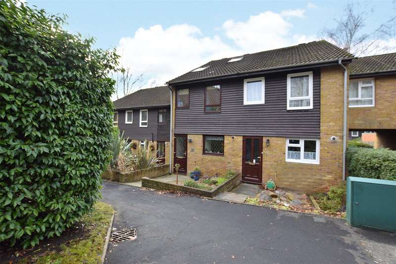 4 Bedrooms Terraced House for sale in Inchwood, Bracknell, Berkshire, RG12
