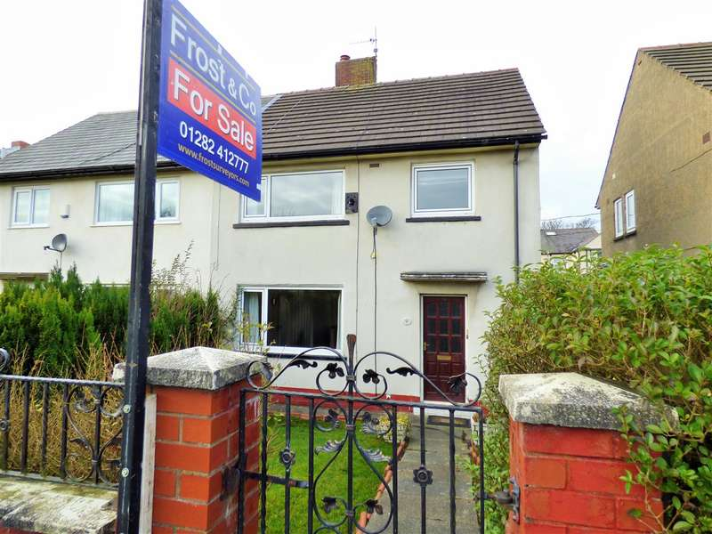 3 Bedrooms Semi Detached House for sale in Montgomery Grove, Burnley