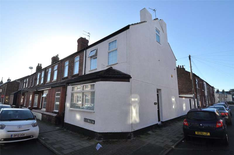 2 Bedrooms End Of Terrace House for sale in Wood Street, Hoylake, Wirral