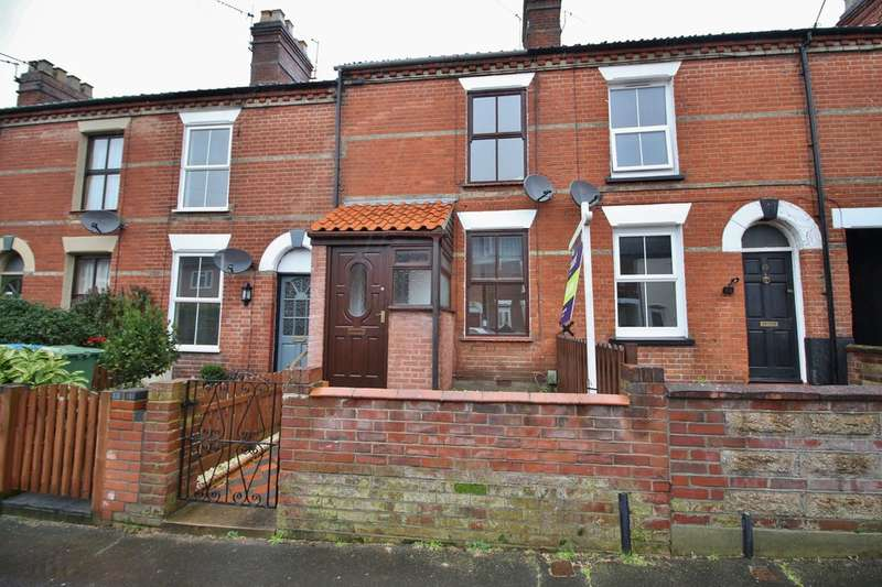 2 Bedrooms Terraced House for sale in Stacy Road, Norwich