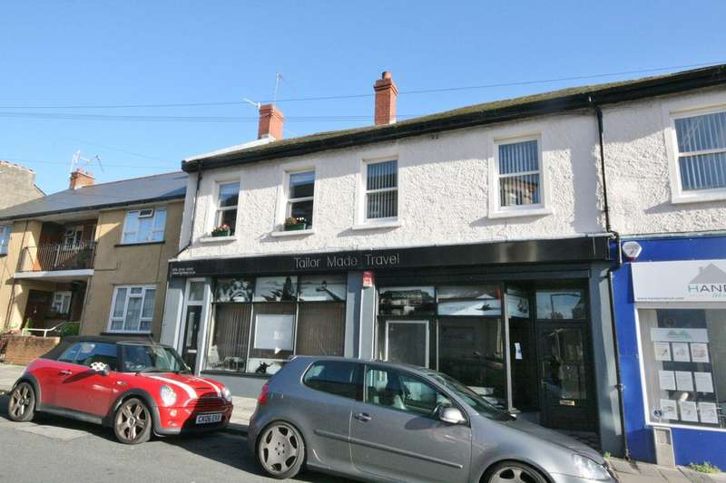 Land Commercial for sale in 96 Glebe Street, Penarth. Vale of Glamorgan. CF64 1EE
