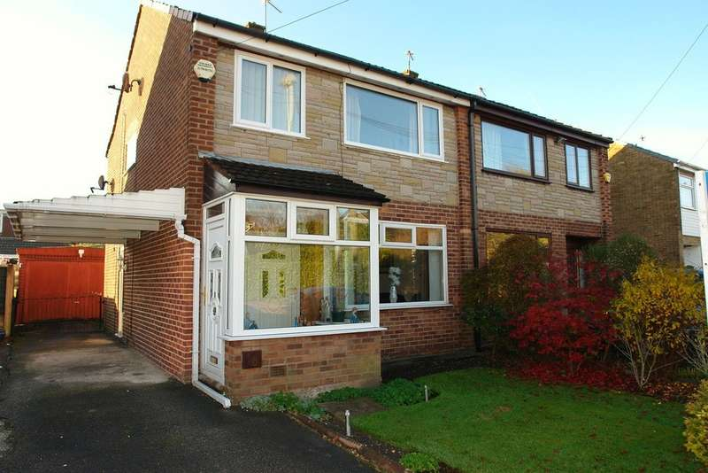 3 Bedrooms Semi Detached House for sale in 16 Blackshaw Lane, Royton