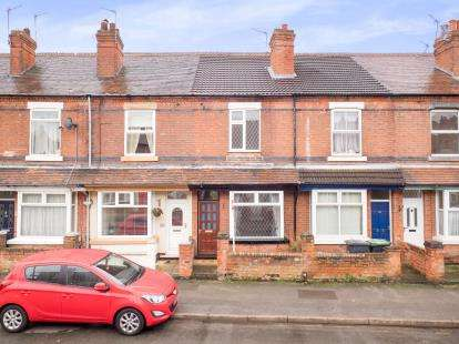 2 Bedrooms Terraced House for sale in Trent Road, Beeston Rylands, Nottingham, .