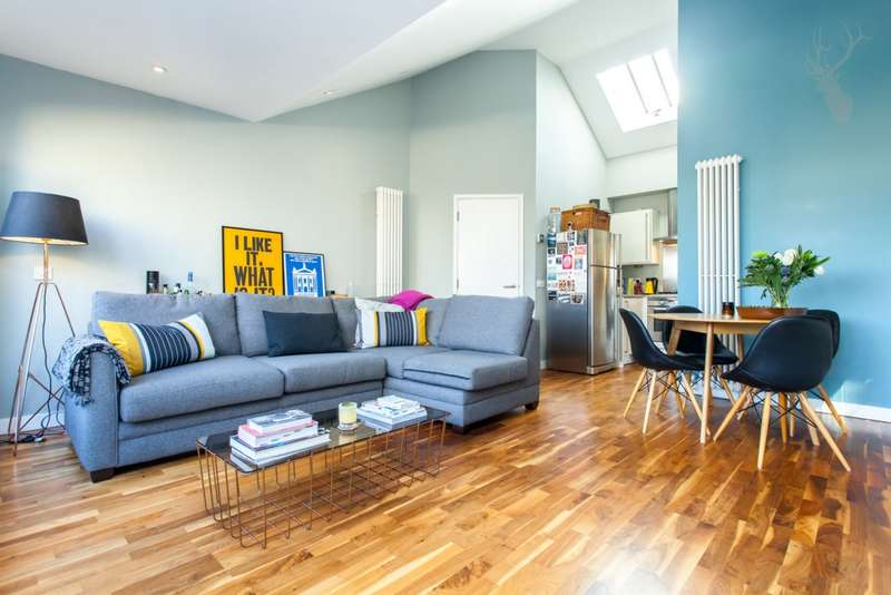 1 Bedroom Flat for sale in Connaught Works, Old Ford Road, Bow, E3