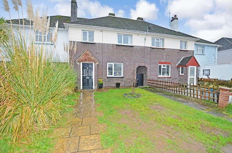 4 Bedrooms Terraced House for sale in Rydon Estate, Kingsteignton