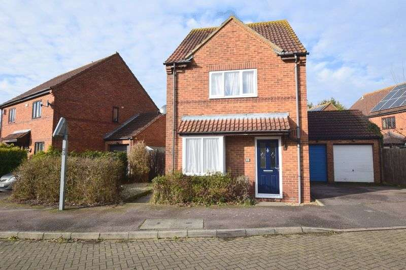3 Bedrooms House for sale in Wadesmill Lane, Caldecotte, Milton Keynes