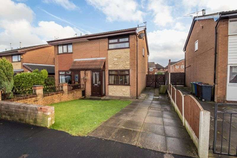 2 Bedrooms Semi Detached House for sale in Heysham Road, Orrell