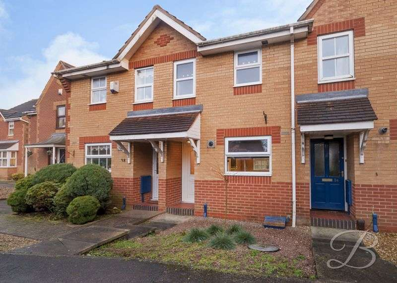 2 Bedrooms Terraced House for sale in Cosgrove Avenue, Sutton-In-Ashfield